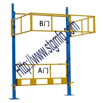 斯壯格STG 垂直式平臺裝卸安全門