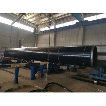 TPEP防腐螺旋鋼管