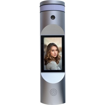 中科微视圆柱式人脸识别机