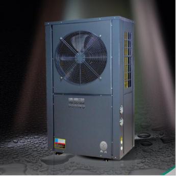 5P风冷热泵地暖水空调中央地暖生活热水空气能