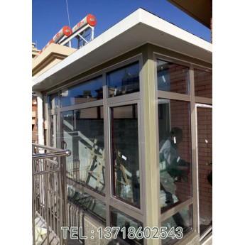 封陽臺造價 封露臺造價 陽臺換窗戶造價  陽光房廠家價格計算