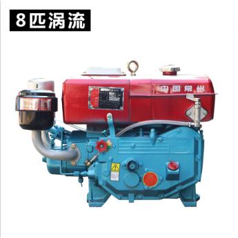 中國 常州 船用 農用單杠 水冷電啟動