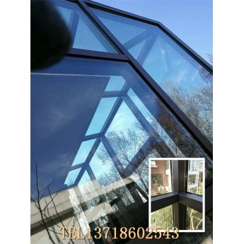 封閉天井玻璃頂 玻璃頂開天窗,庭院陽光房,露臺陽光房,