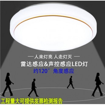 聲控人體感應燈