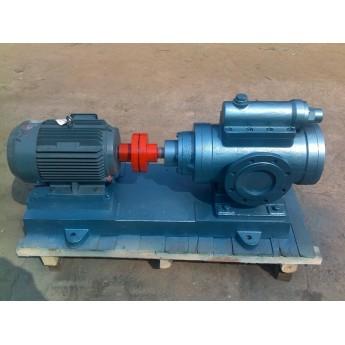 液壓工程用螺桿油泵 3GR三螺桿泵用途流量范圍