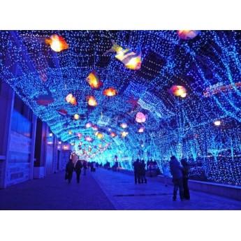 大型燈光節生產廠家 燈光節活動安保方案