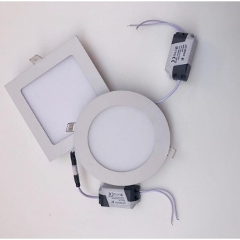 嵌入式簡約廚衛筒燈
