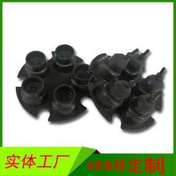 五缸塔形耐腐蝕食品級橡膠皮碗 電動噴霧器水泵隔膜5缸皮碗