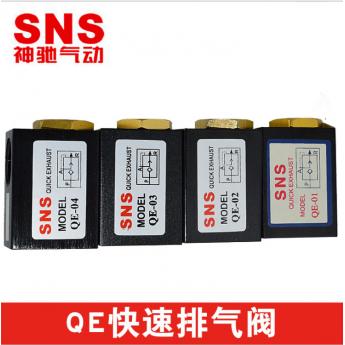 供應高品質SNS神馳氣動管路氣缸方形