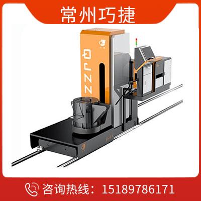 澆注機 QJ500JZJ全自動傾轉式澆注機常州巧捷鑄