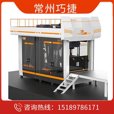 江蘇常州巧捷 全自動化鑄造設備雙工位全自動造型機