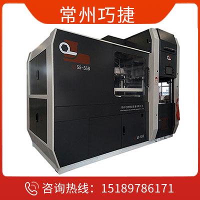 鑄造造型機 常州巧捷QJ55-60單工位造型機