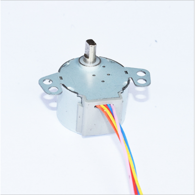 廠家直銷步進電機微型 28BYJ48金屬齒輪永磁步進電機