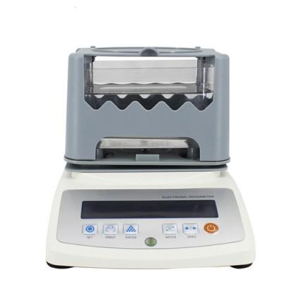 塑料管材密度計鑫雄發MDJ-300A檢測橡膠塑膠比重