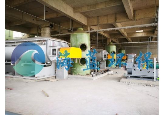 常州海蓝环保科技有限公司  高盐母液烘干系统