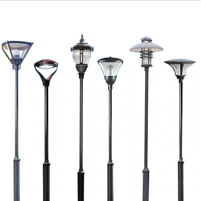 庭院燈戶外景觀燈路燈歐式草坪燈路燈桿子