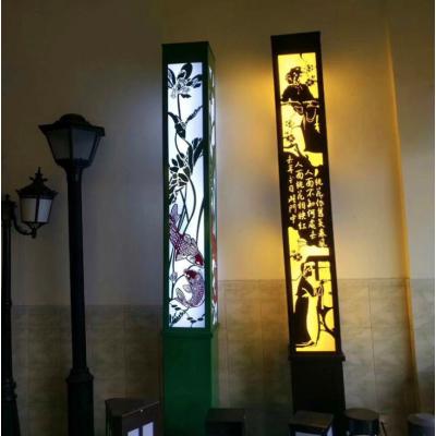 戶外景觀燈柱