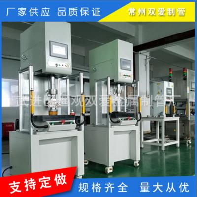数控电子压力机 单柱伺服压力机