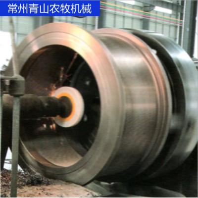 正昌400D顆粒機模具 不銹鋼環模定做批發