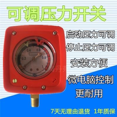 丹伏伺控制型壓力表
