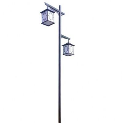 中式LED草坪燈