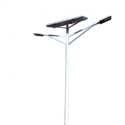 太陽能雙頭草坪燈
