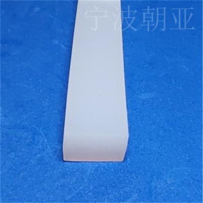 耐腐蚀方形防撞阻燃硅胶密封条