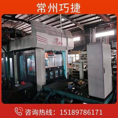 全自動造型機專業生產銷售鑄造設備 雙工位全自動造型機 巧捷