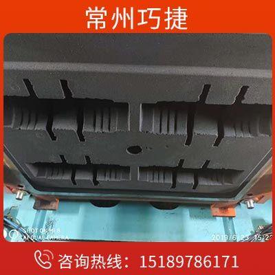 專業生產鑄造設備 雙工位全自動造型機 常州巧捷  常州造型機