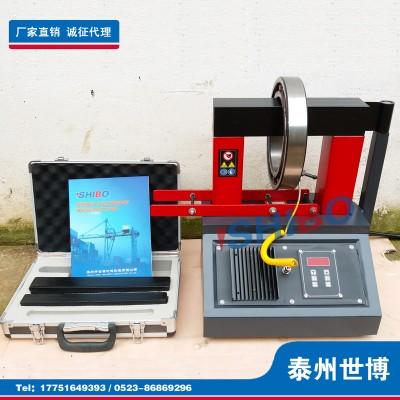 泰州世博SMDC系列電渦流感應軸承加熱器
