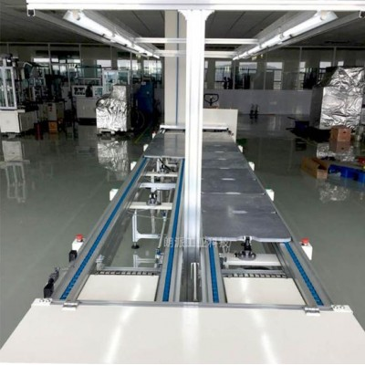 家電裝配線組裝線倍速鏈流水線