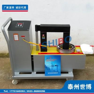 泰州世博SM38系列全自動智能移動式軸承加熱器