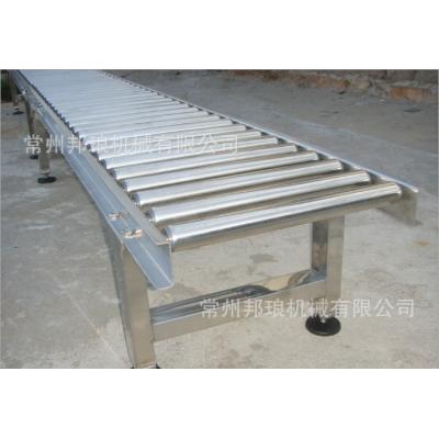 長期銷售 江蘇PVC無動力滾筒輸送線