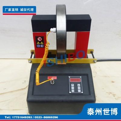泰州世博GJW系列便攜式電磁感應軸承加熱器