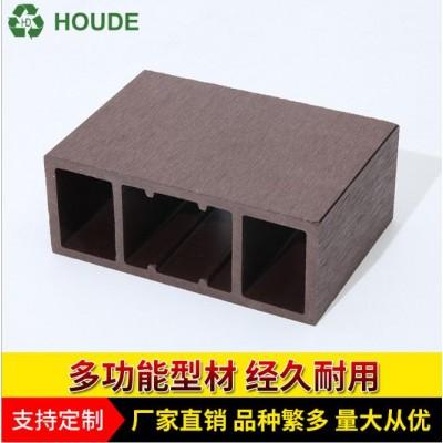 生態木廊架橫檔木塑板材
