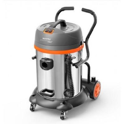 億力吸塵器YLW72-60功率2800W不銹鋼吸塵吸水機