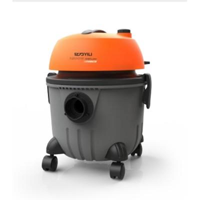 億力吸塵器YLW6238E-15L塑料桶干濕兩用吸塵機