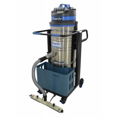 凱德威吸塵器DL-3010BX上下分離桶吸塵吸水機
