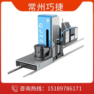 造型機 常州巧捷 廠家直銷澆注機自動澆注機 自動傾轉式澆注機