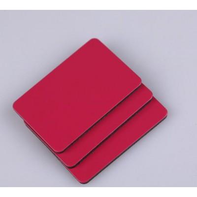 玫瑰紅鋁塑板