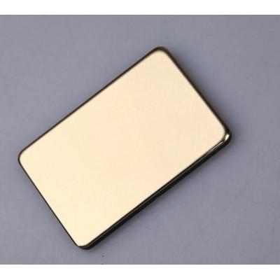 金色鏡面鋁塑板