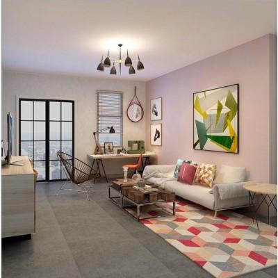 厂家直销PVC仿古砖大理石地毯方格自粘地板,楼梯家用地板贴