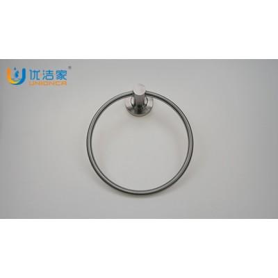 不銹鋼毛巾環定制廠家 衛生間圓形毛巾環