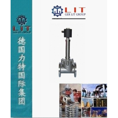 進口超高溫電磁閥 德國LIT力特品牌
