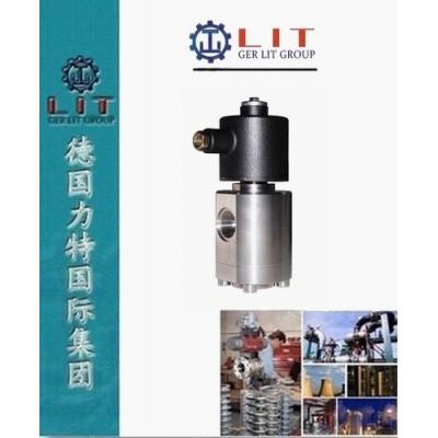 進口高壓內螺紋電磁閥 德國LIT力特品牌