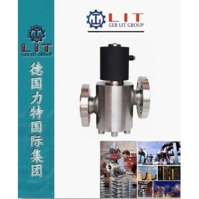 進口高壓法蘭電磁閥 德國LIT力特品牌