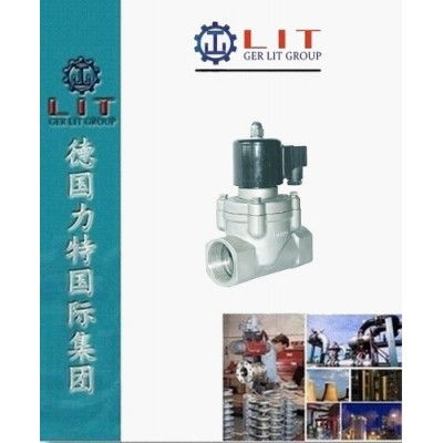進口先導式電磁閥 德國LIT力特品牌