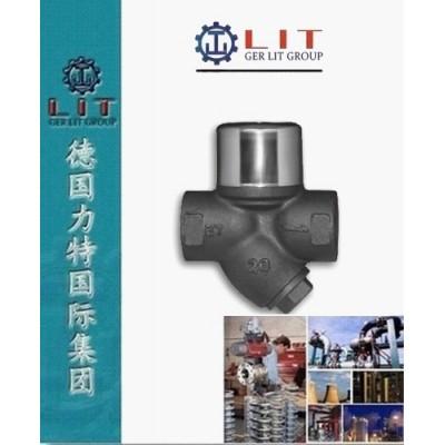 进口热动力圆盘式蒸汽疏水阀 德国LIT力特品牌