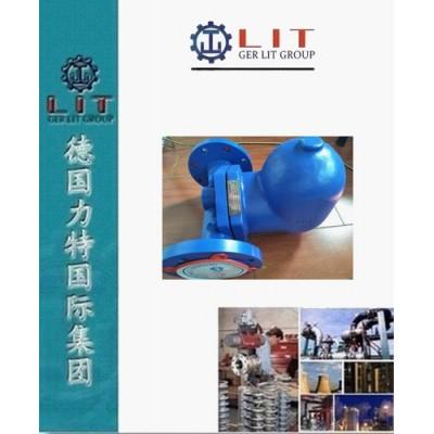 进口杠杆浮球式疏水阀 德国LIT力特品牌