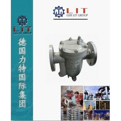 进口自由浮球式疏水阀 德国LIT力特品牌